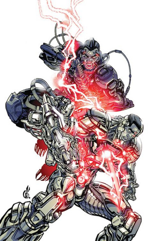 Cyborg #13 (Variant Cover)