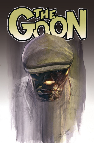 The Goon #2 (Alex Ross Cardstock Cover)
