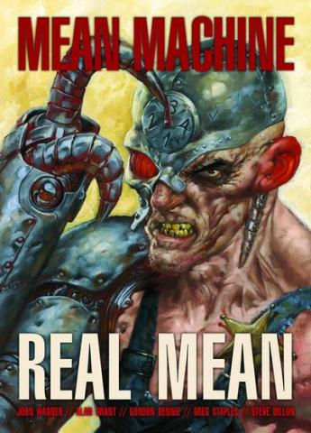 Mean Machine: Real Mean