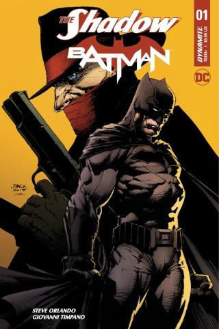 The Shadow / Batman #1 (Finch Cover)