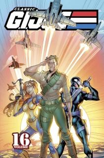 Classic G.I. Joe Vol. 16