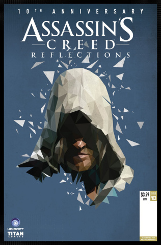 Assassin's Creed: Reflections #3 (Polygon Cover)