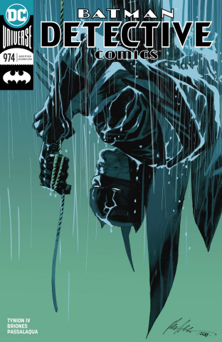 Detective Comics #974 (Variant Cover)