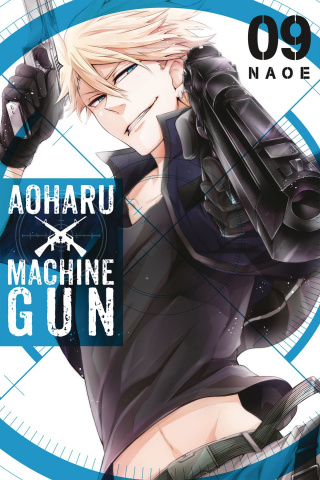 Aoharu X Machinegun Vol. 9