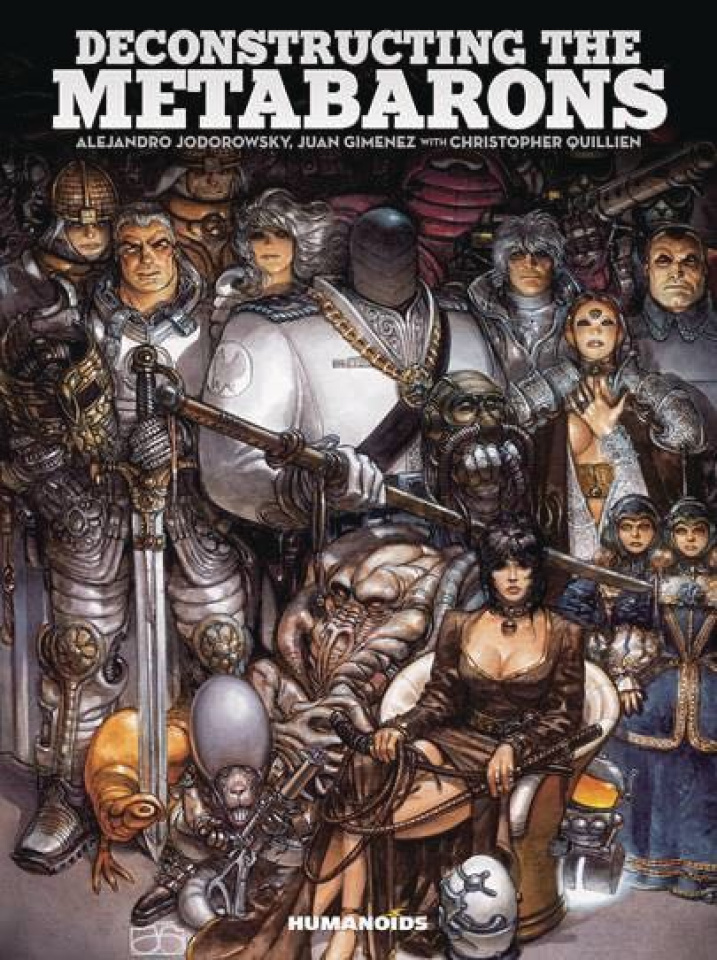 Deconstructing the Metabarons