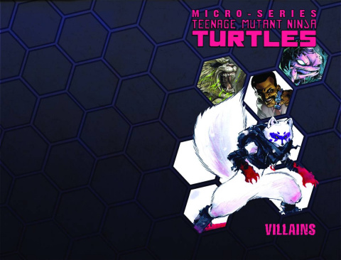 Teenage Mutant Ninja Turtles: Villain Micro-Series Vol. 1
