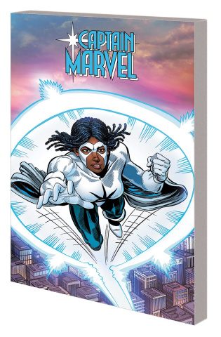 Captain Marvel: Monica Rambeau