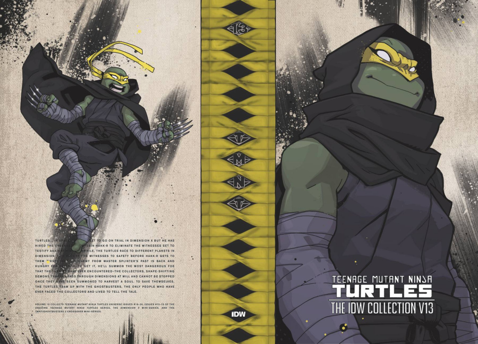 Teenage Mutant Ninja Turtles Vol. 13 (The IDW Collection)