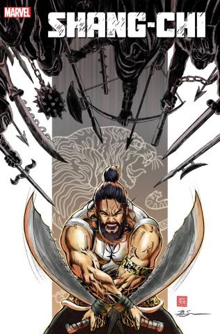 Shang-Chi #2 (2nd Printing)