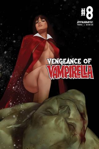 Vengeance of Vampirella #8 (Oliver Cover)