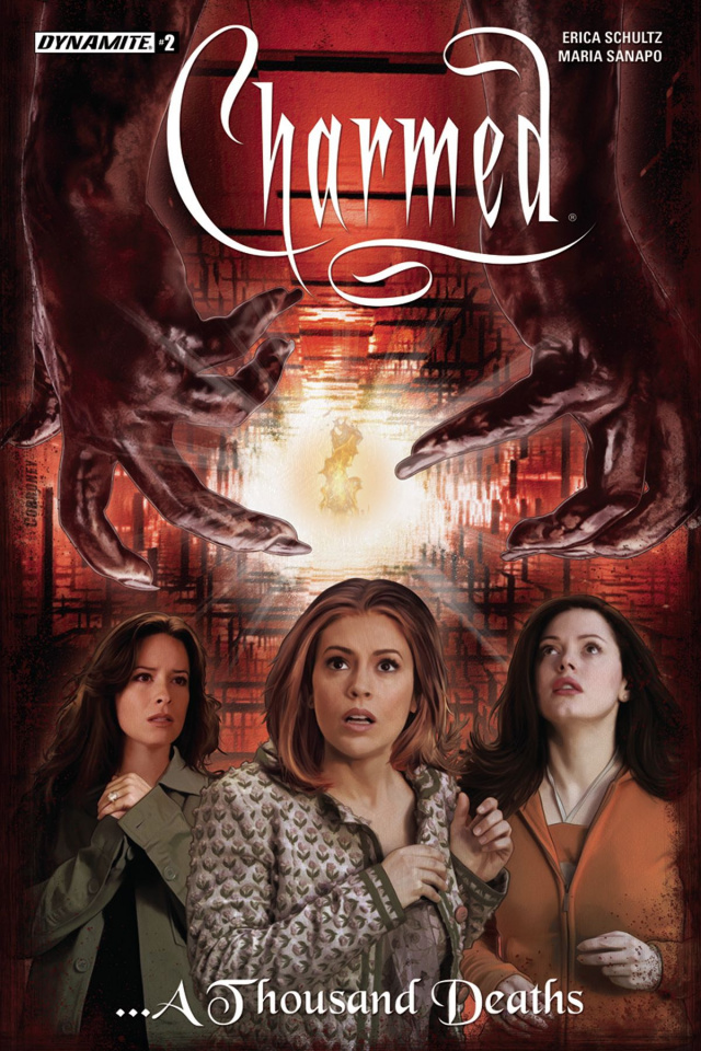 Charmed #2 (Corroney Cover)