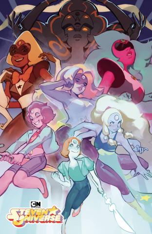 Steven Universe #27 (Convention Cover)