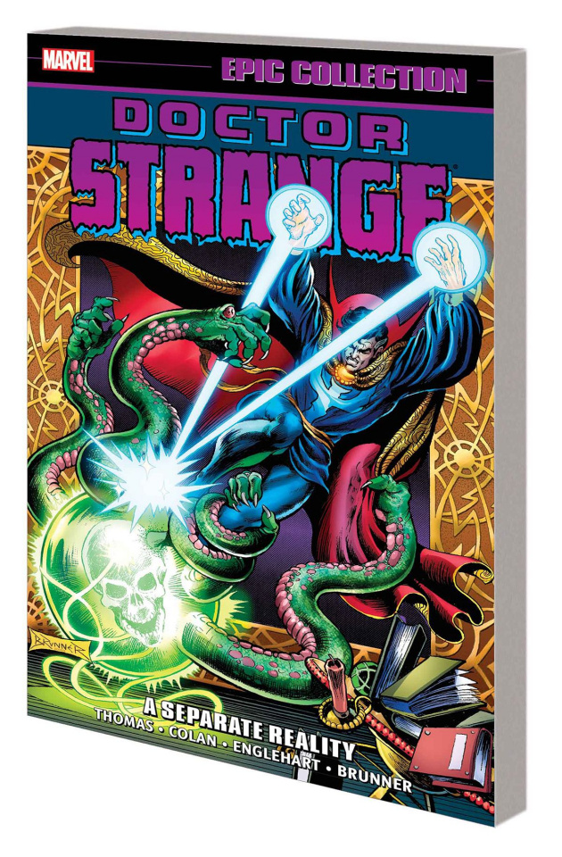 Doctor Strange Epic Collection: A Separate Reality