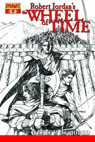The Wheel of Time: Eye of the World #9
