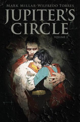 Jupiter's Circle #6 (Sienkiewicz Cover)