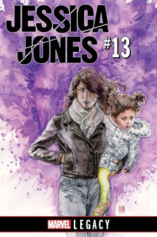 Jessica Jones #13: Legacy