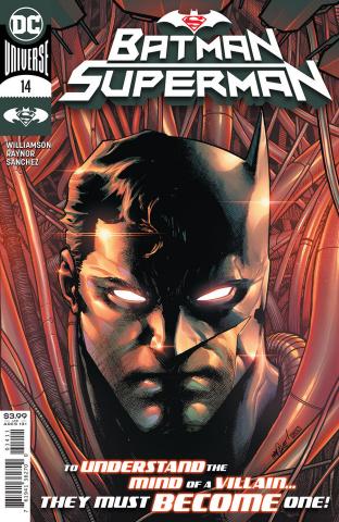 Batman / Superman #14 (David Marquez Cover)