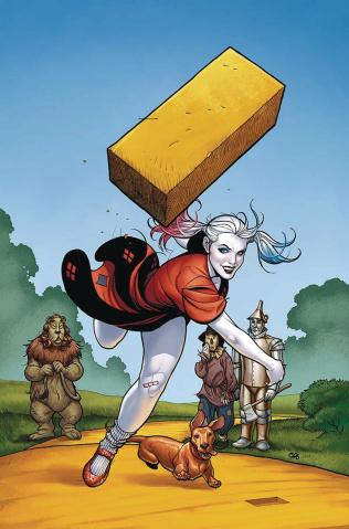 Harley Quinn #9 (Variant Cover)