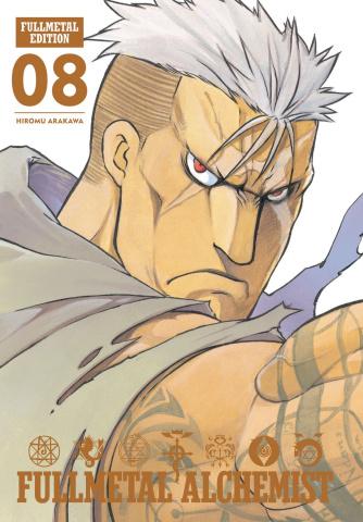 Fullmetal Alchemist Vol. 8 (Fullmetal Edition)
