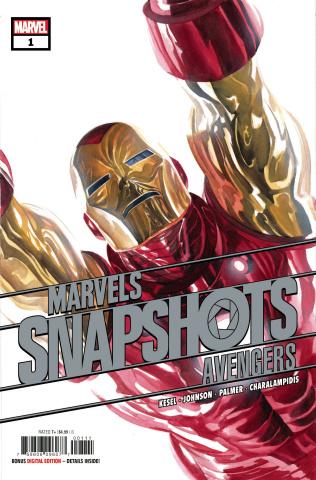 Marvels Snapshot: Avengers #1