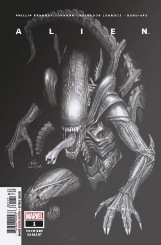 Alien #1 (Inhyuk Lee Premiere Cover)