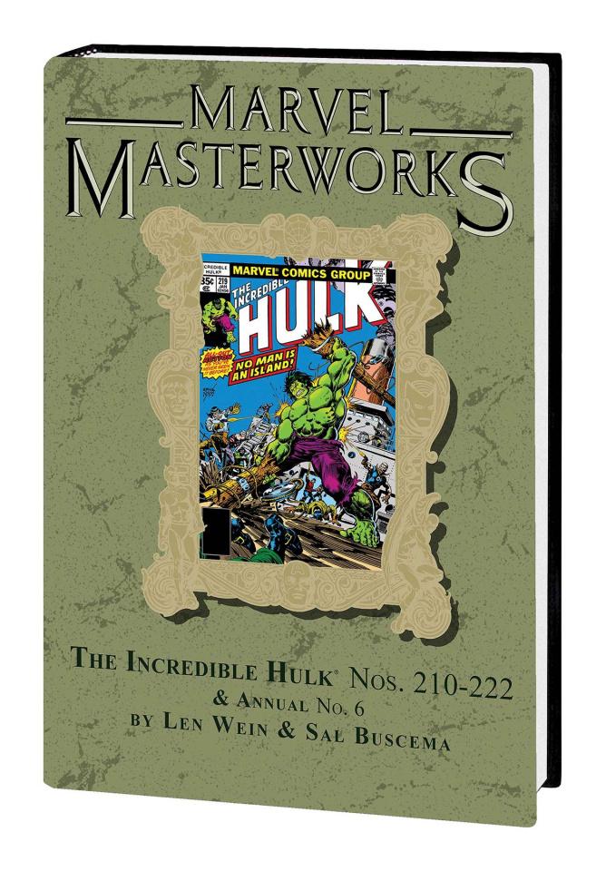 The Incredible Hulk Vol. 13 (Marvel Masterworks)