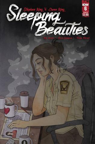 Sleeping Beauties #6 (Woodall Cover)