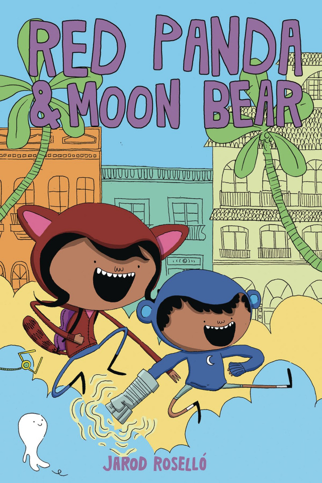 Red Panda & Moon Bear Vol. 1