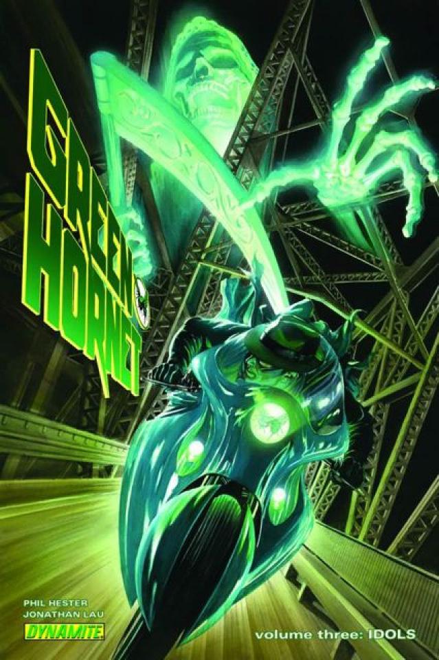 The Green Hornet Vol. 3: Idols