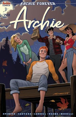 Archie #702 (Quinones Cover)