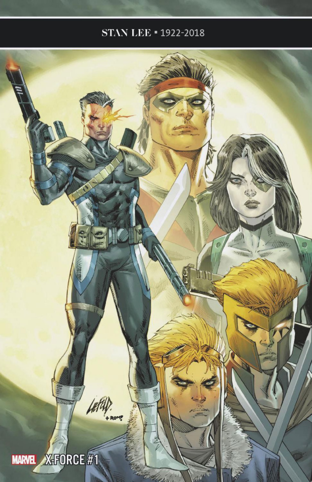 X-Force #1 (Liefeld Cover)