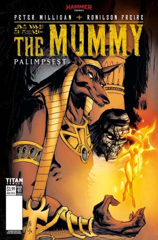The Mummy #1 (McCrea Cover)