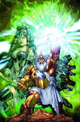 Grimm Fairy Tales: Godstorm