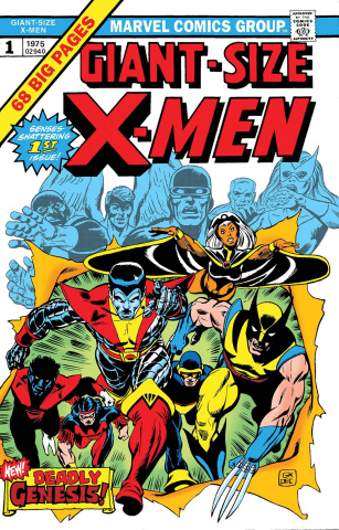 Giant-Size X-Men #1 (Facsimile Edition)