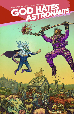 God Hates Astronauts #1 (Darrow Cover)