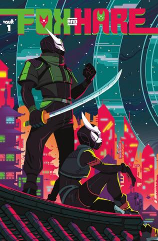 Fox and Hare #1 (Yoshitani Cover)