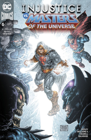 Injustice vs. The Masters of the Universe #6
