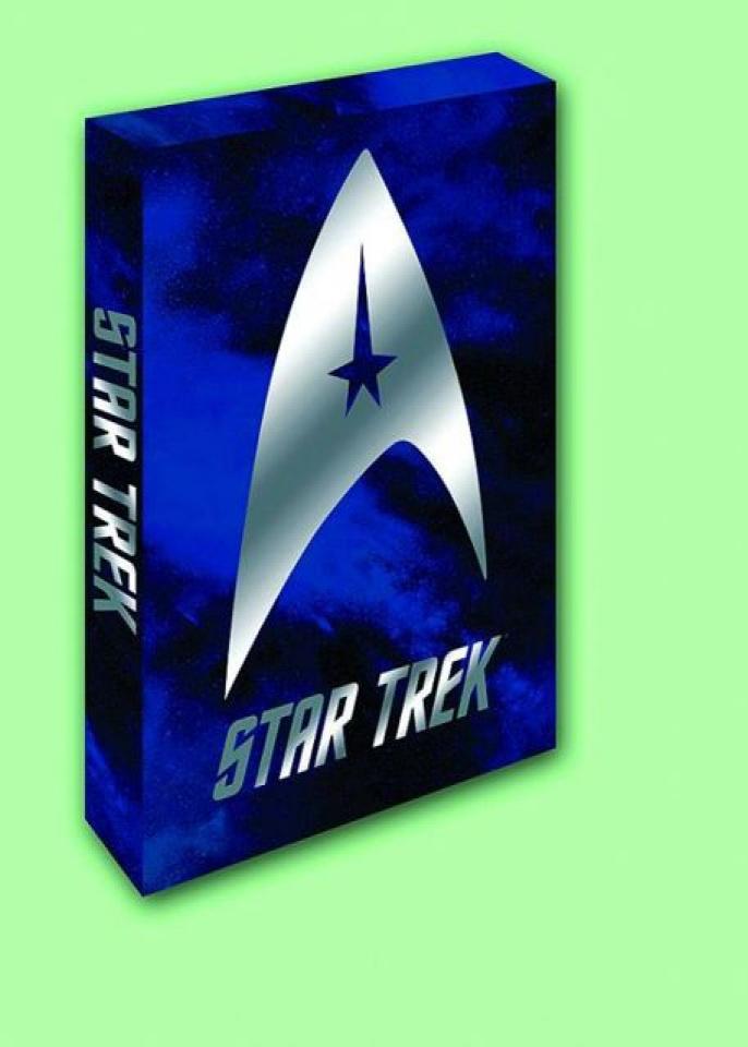 The Star Trek Movie Universe Box Set