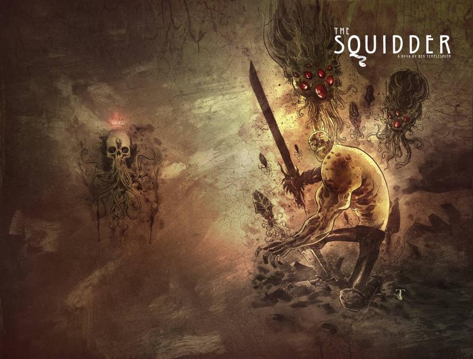The Squidder