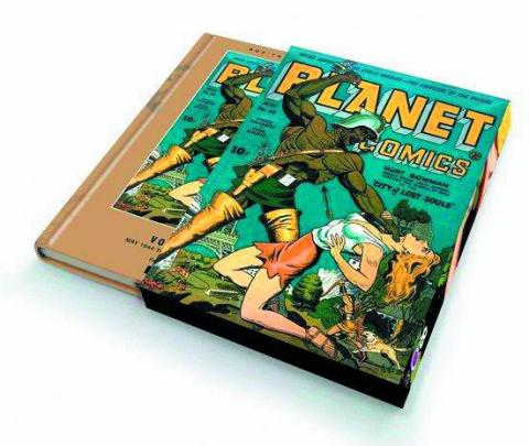 Planet Comics Vol. 8 (Slipcase Edition)