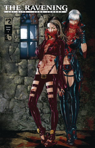 The Ravening #2 (Costume Change Cover)
