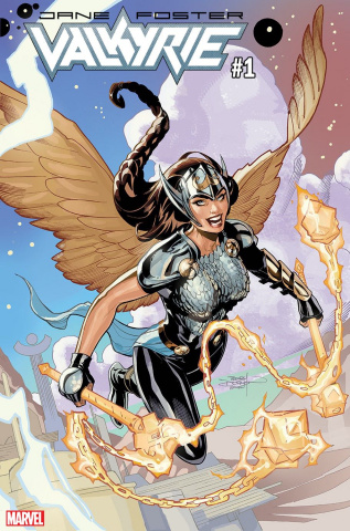 Jane Foster: Valkyrie #1 (Dodson Cover)