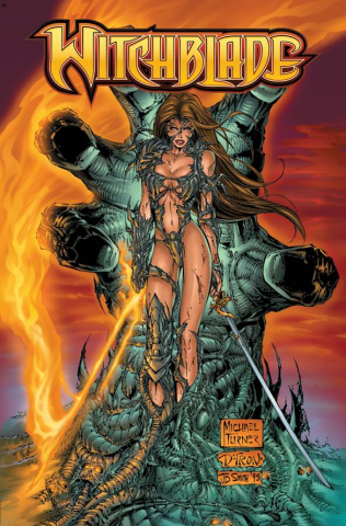 Witchblade #175 (Turner Cover)