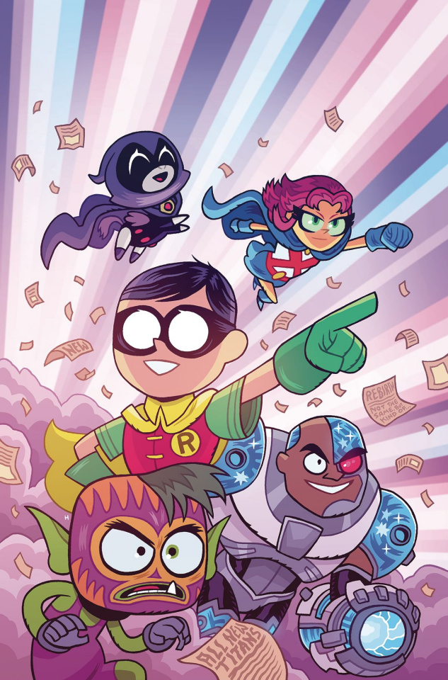 Teen Titans Go! Vol. 3: Mumbo Jumble