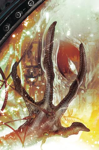 Conspiracy: Area 51 #1 (Colapietro Cover)