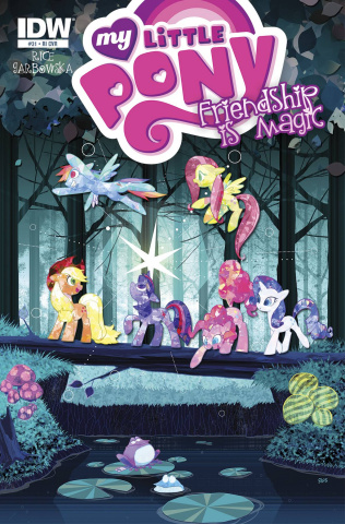 My Little Pony: Friendship Is Magic #31 (10 Copy Cover)