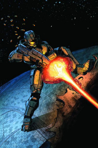 Halo: The Fall of Reach - Covenant #2