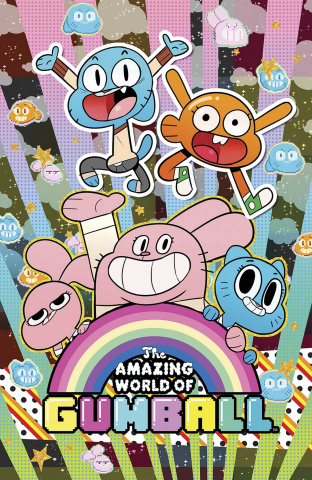 The Amazing World of Gumball #1 (Denver Con Cover)