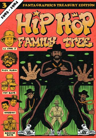 Hip Hop Family Tree Vol. 3