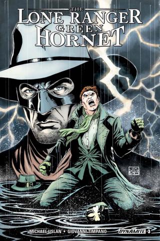 The Lone Ranger / The Green Hornet #3